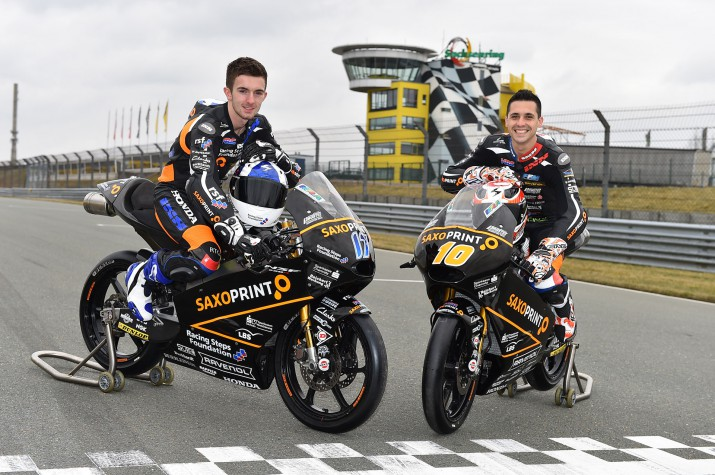 SAXOPRINT Racing Team Germany Moto3-WM 2015 (17)