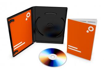 Booklets und Einleger für DVDs
