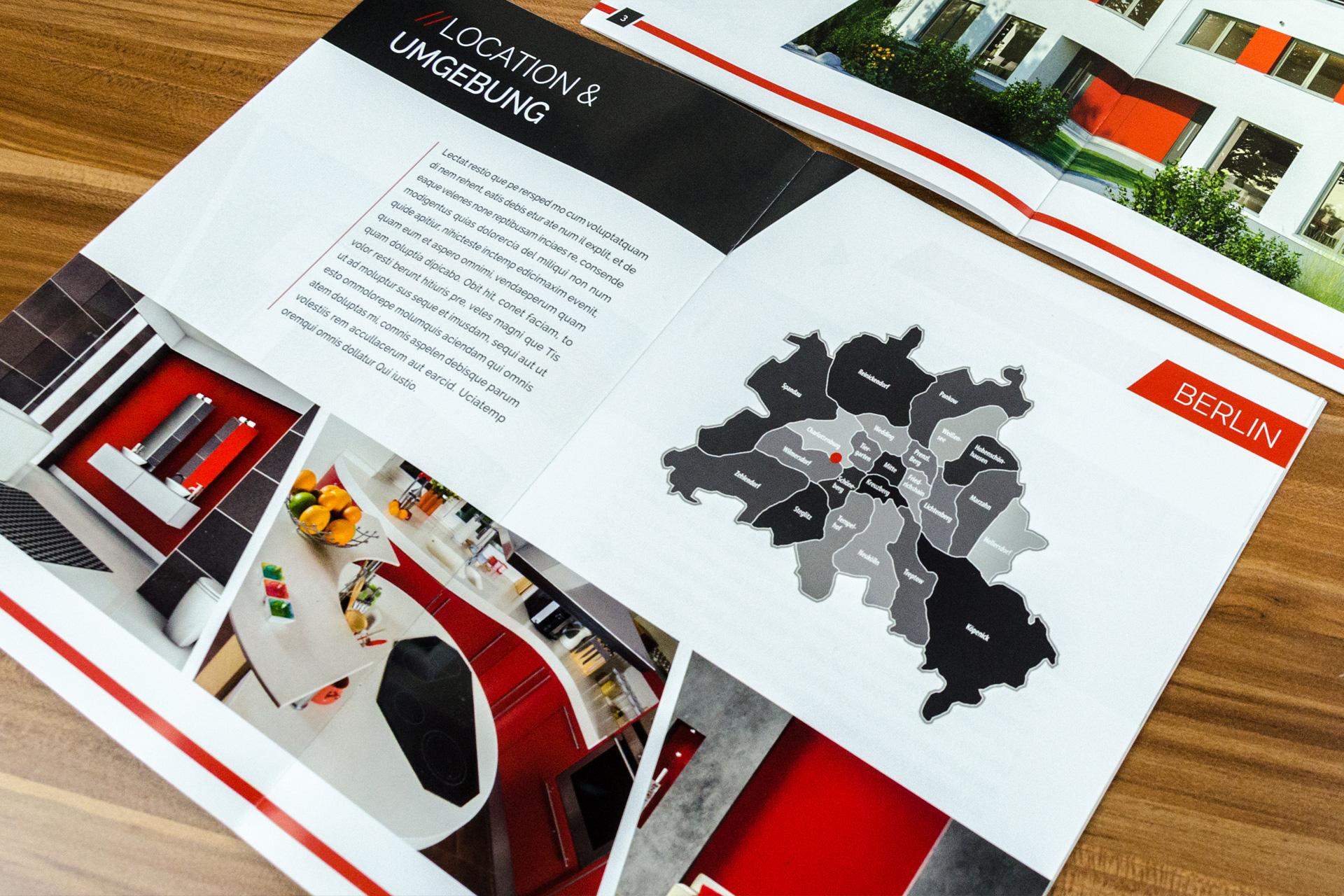 Broschüre gestalten mit InDesign » Video-Tutorial
