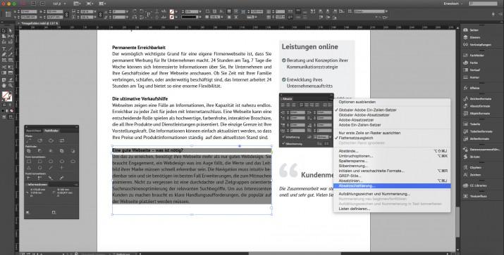 Mobiles Layouten mit der neuen Creative Cloud Aktualisierung (5)