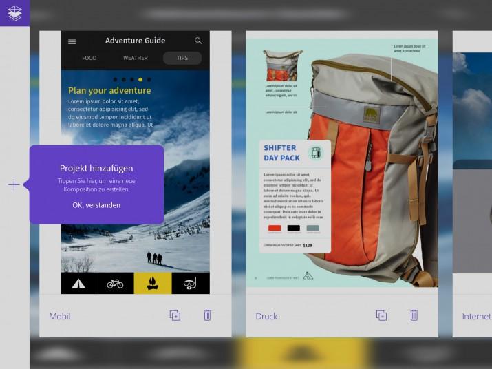 Mobiles Layouten mit der neuen Creative Cloud Aktualisierung (13)