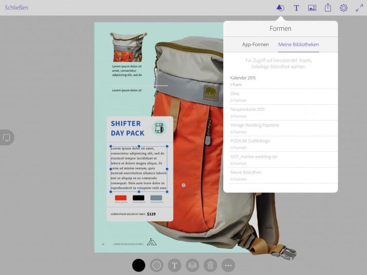 Mobiles Layouten mit der neuen Creative Cloud Aktualisierung (16)