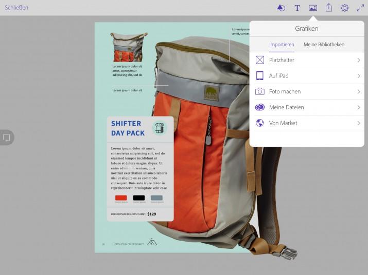 Mobiles Layouten mit der neuen Creative Cloud Aktualisierung (17)