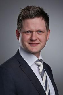 Daniel Ackermann, Geschäftsführer von SAXOPRINT