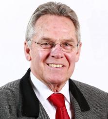 Dr. Dieter Kalt, Präsident des Österreichischen Eishockeyverbandes (ÖEHV)