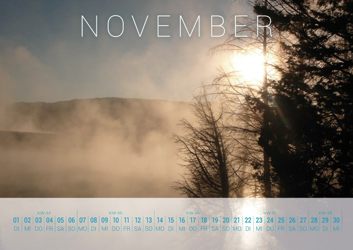 Kalender Design Inspirationen 2016 (6)