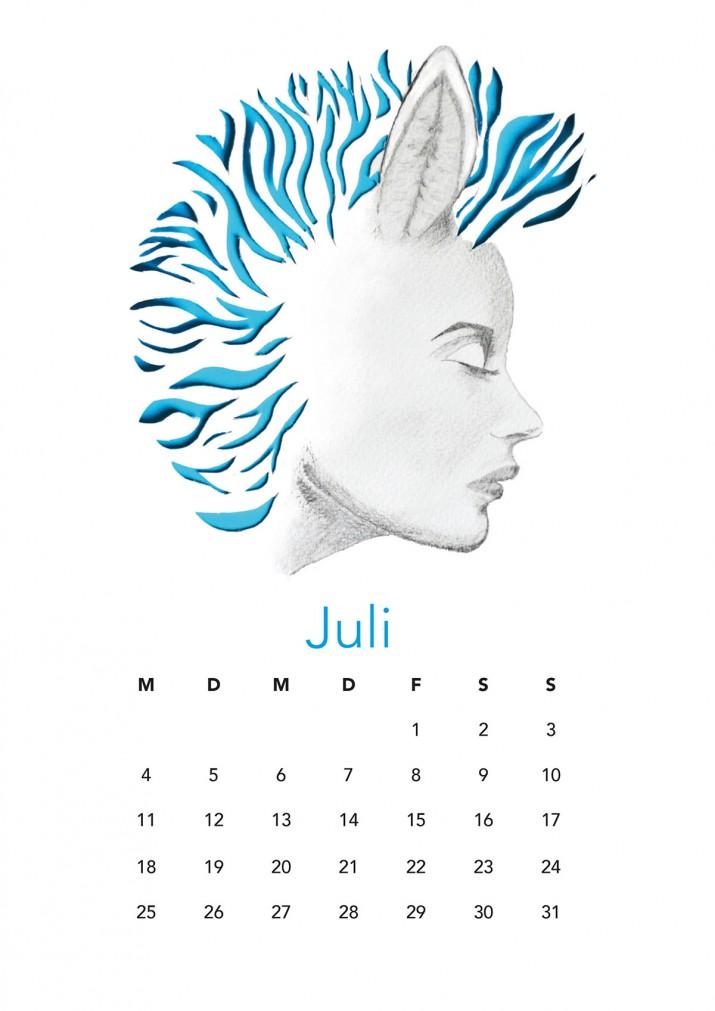 Kalender Design Inspirationen 2016 (10)