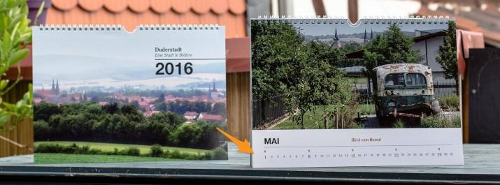 Kalender Design Inspirationen 2016 (18)