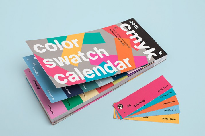 Kalender Design Inspirationen 2016 (21)