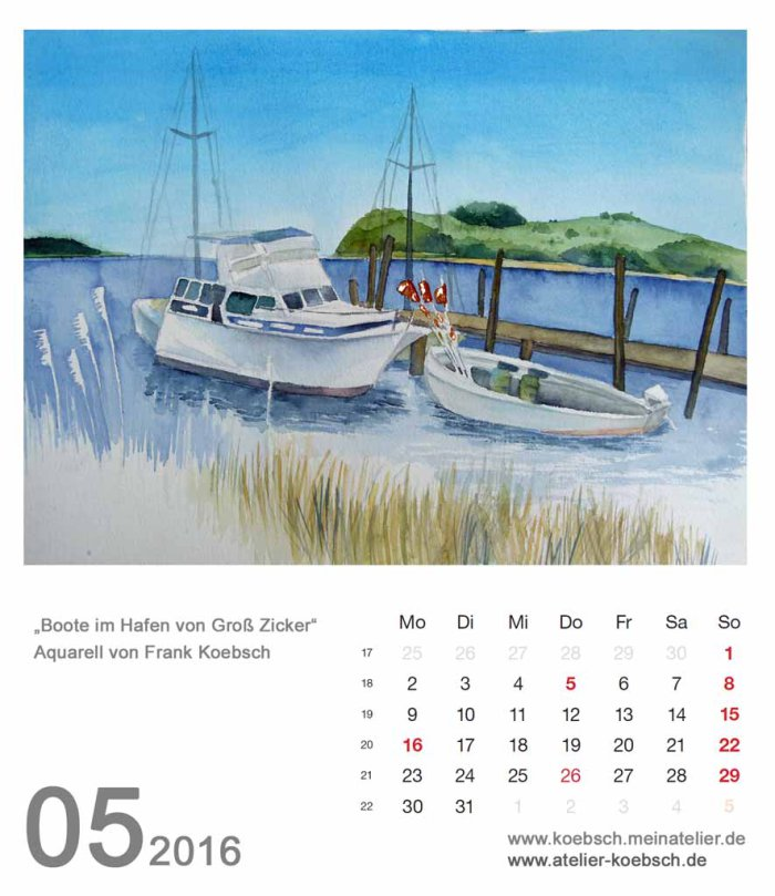 Kalender Design Inspirationen 2016 (32)