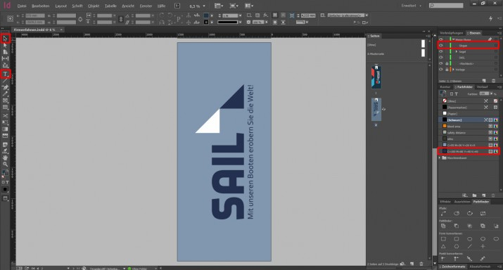 Firmenflaggen und eine eigene Fahne erstellen (4)