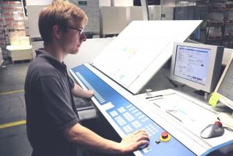 Die Ausbildung zum Medientechnologen Druck bei SAXOPRINT (6)
