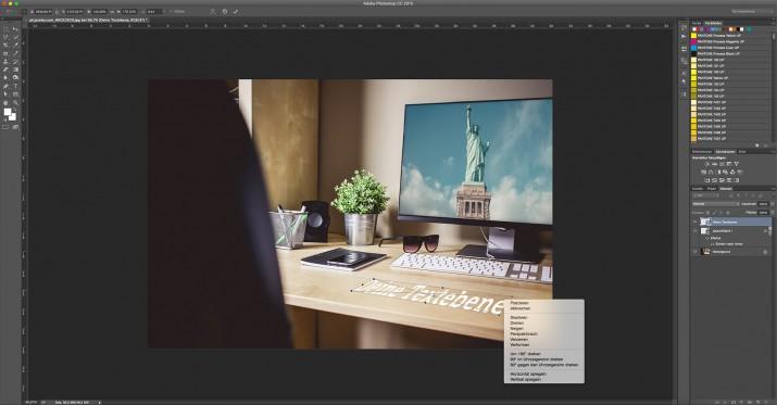 In Photoshop Smartfilter und Smart-Objekt bearbeiten (8)