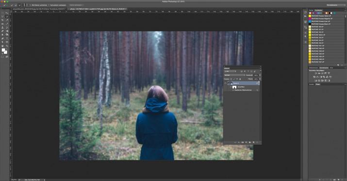 In Photoshop Smartfilter und Smart-Objekt bearbeiten (10)
