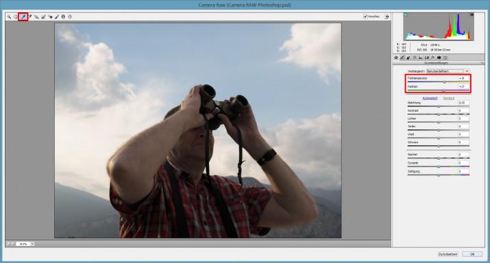 Mit Photoshop RAW Bilder und Dateien bearbeiten (7)