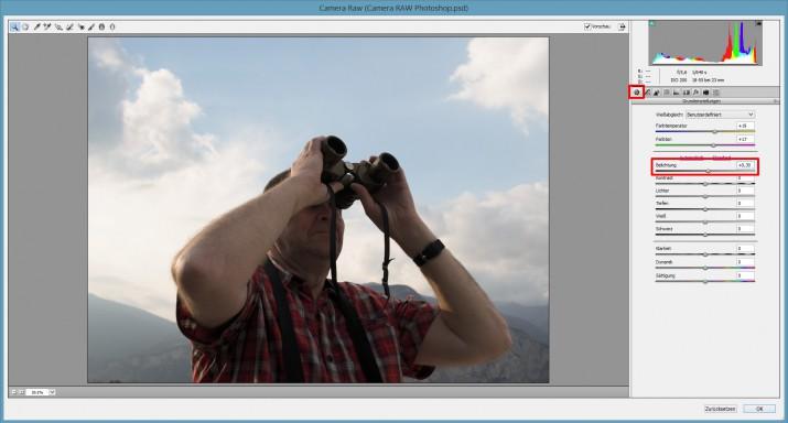 Mit Photoshop RAW Bilder und Dateien bearbeiten (8)