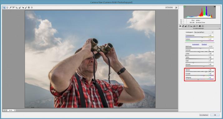 Mit Photoshop RAW Bilder und Dateien bearbeiten (10)