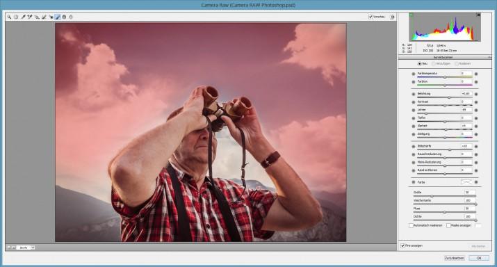 Mit Photoshop RAW Bilder und Dateien bearbeiten (19)
