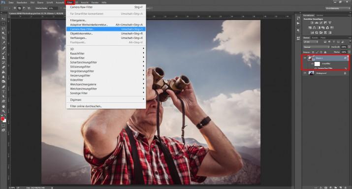 Mit Photoshop RAW Bilder und Dateien bearbeiten (21)