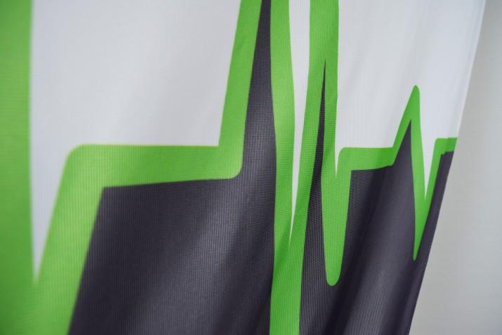 InDesign Tutorial werbewirksame Beachflag gestalten (2)