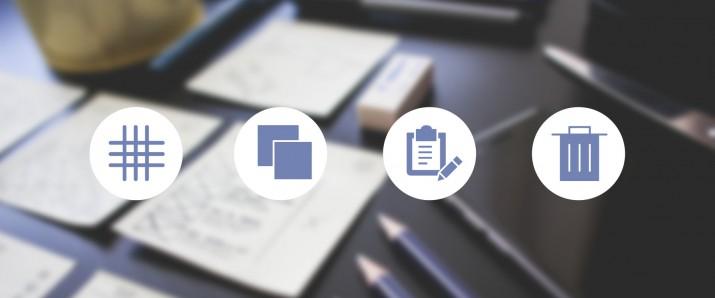PSD-Dateien organisiert und strukturiert in Photoshop aufbauen