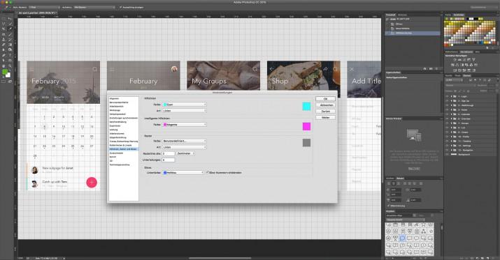 Quick-Tipp: PSD-Datei organisieren (2)