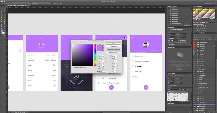 Quick-Tipp: PSD-Datei organisieren (10)