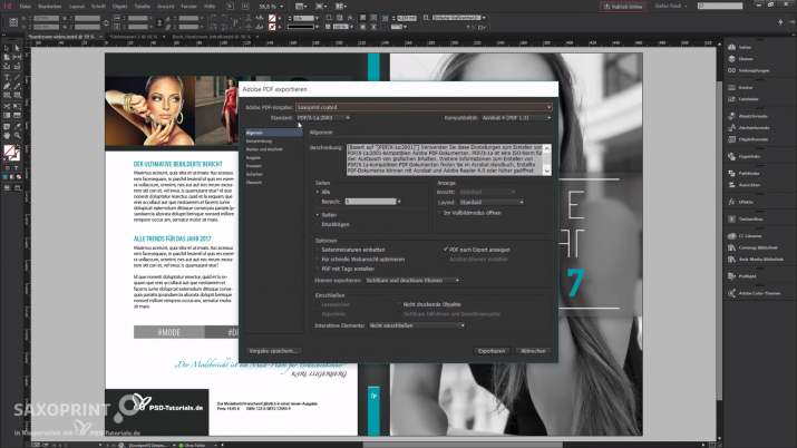 Bücher mit Hardcover drucken (InDesign-Video-Tutorial)