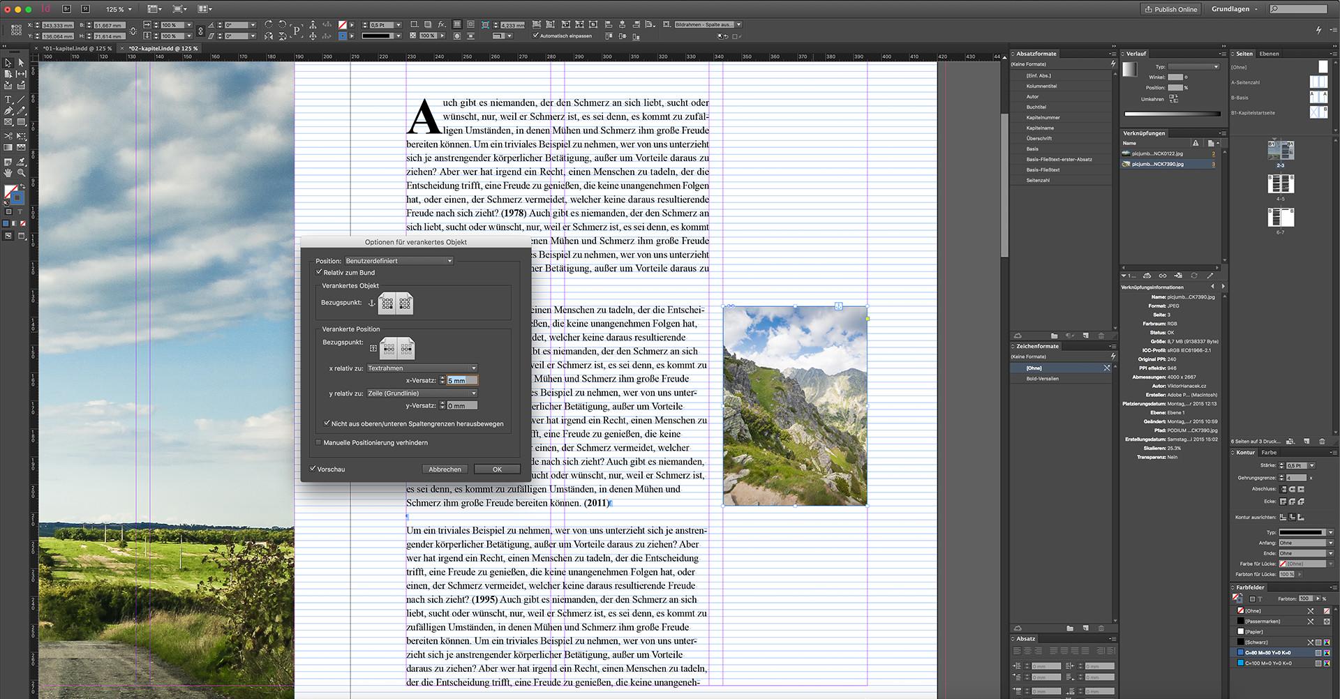 Die Buchfunktion von Adobe InDesign SAXOPRINT Blog