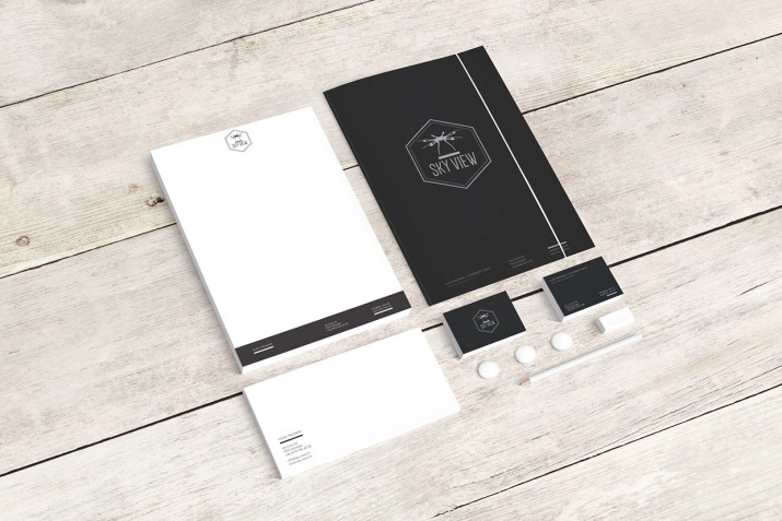Professionelles Briefpapier Design Inspiration 2016 (46)