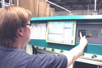 Ausbildung zum Medientechnologen Druckverarbeitung bei SAXOPRINT (9)