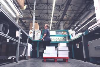 Ausbildung zum Medientechnologen Druckverarbeitung bei SAXOPRINT (10)