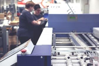 Ausbildung zum Medientechnologen Druckverarbeitung bei SAXOPRINT (13)
