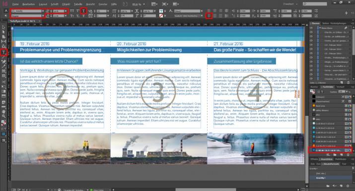 Info Flyer erstellen - Mehrbruchflyer Tutorial (22)