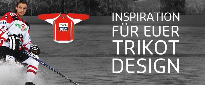 Design-Inspirationen für den Trikot-Design-Contest zur Olympia Qualifikation