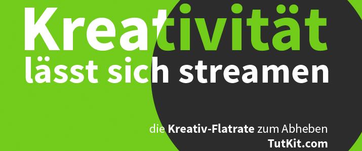 Kreative Design-Vorlagen für eure Drucksachen – TutKit.com