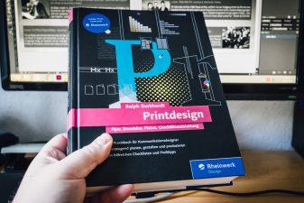 Grundlagenwerk zur Gestaltung von Flyer, Broschüre, Plakat, Geschäftsausstattung (1)