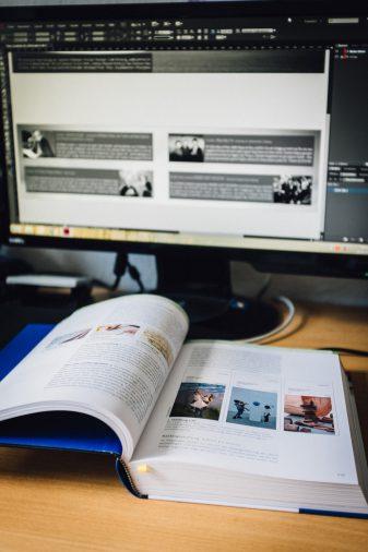 Grundlagenwerk zur Gestaltung von Flyer, Broschüre, Plakat, Geschäftsausstattung (2)