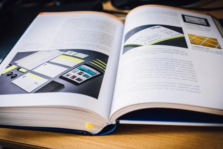 Grundlagenwerk zur Gestaltung von Flyer, Broschüre, Plakat, Geschäftsausstattung (5)