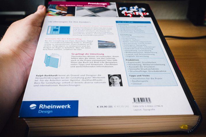 Grundlagenwerk zur Gestaltung von Flyer, Broschüre, Plakat, Geschäftsausstattung (7)