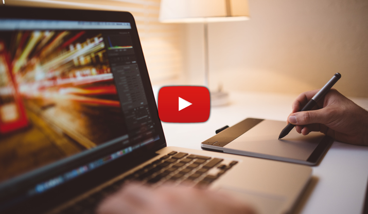 25 brillante Video-Tutorials für Photoshop & Co