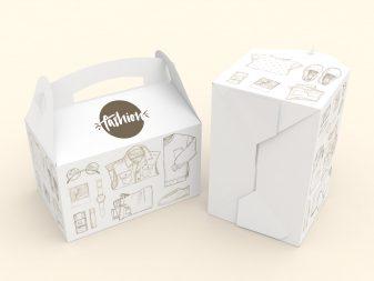 SAXOPRINT® easy box – Example 5b