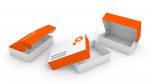 SAXOPRINT® easy box – Verpackungen mit Deckel