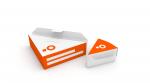 SAXOPRINT® easy box – Dreieckige Verpackungen