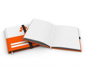 Gebrandete Notizbücher von SAXOPRINT (9)