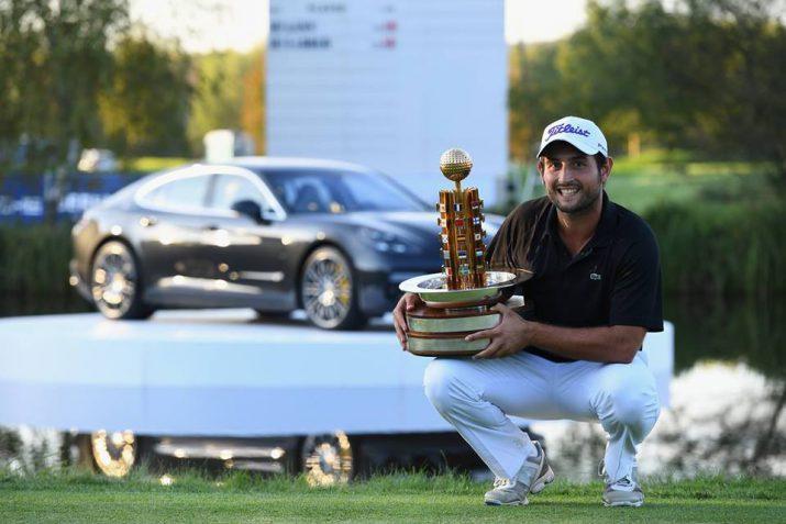 Porsche European Open – SAXOPRINT erstmals im Golfsport vertreten (2)