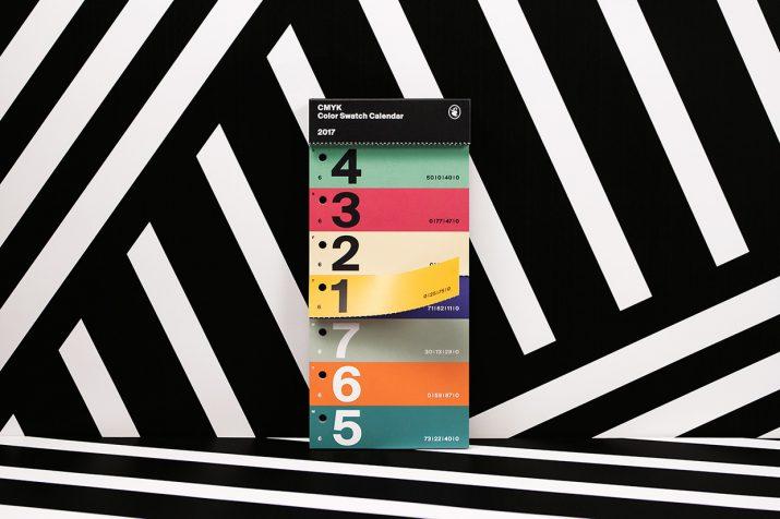 Kalender Design Inspirationen 2017 (3)