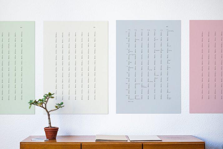 Kalender Design Inspirationen 2017 (8)