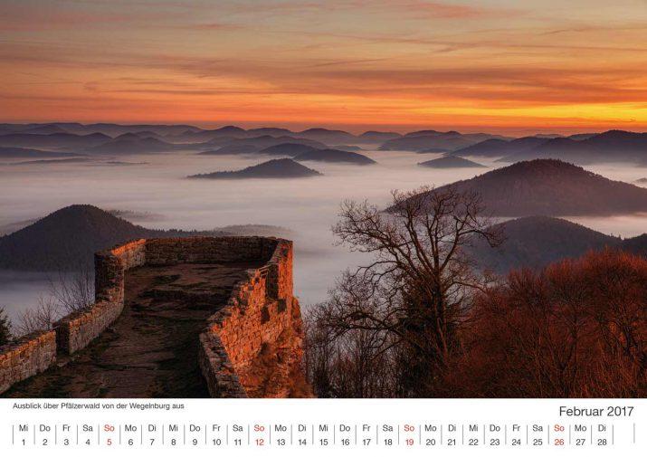 Kalender Design Inspirationen 2017 (24)