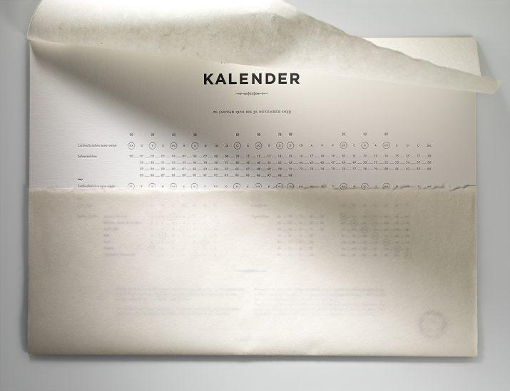 Kalender Design Inspirationen 2017 (26)